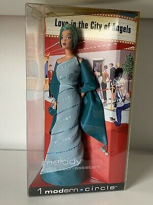 Barbie Collectibles 1Modern Circle MELODY Production Assistant 2003 Mattel B5186