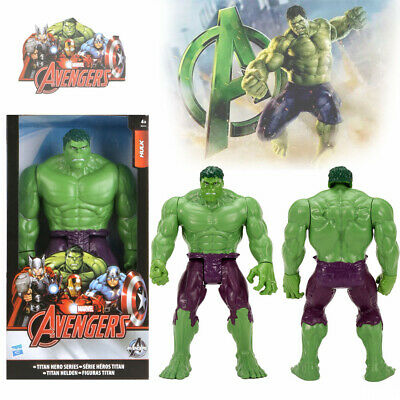 Hulk Titan Series Marvel Avengers Super Hero Action Figure Kid Toy Boys Gift 12""