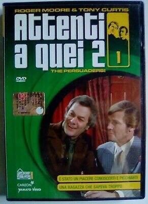 V2169-Attenti a quei 2. The persuaders! (Vol. 1, 2 episodi) (DVD)