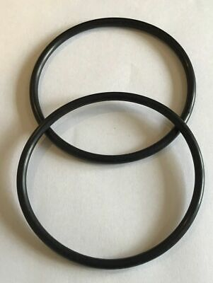 2 Rubber Sewing Machine Motor Belts For Singer/Jones/New Home/Alfa & Many More
