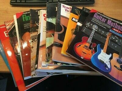Guitar Music, Tutors and Instruction, Learn To Play Books