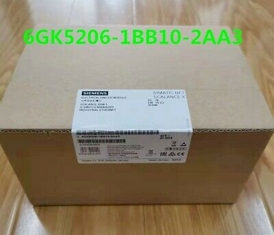 1PC NEW  Siemens 6GK5206-1BB10-2AA3 6GK5 206-1BB10-2AA3