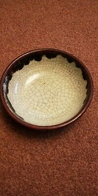 collectable Chinese Shiwan porcelain bowl