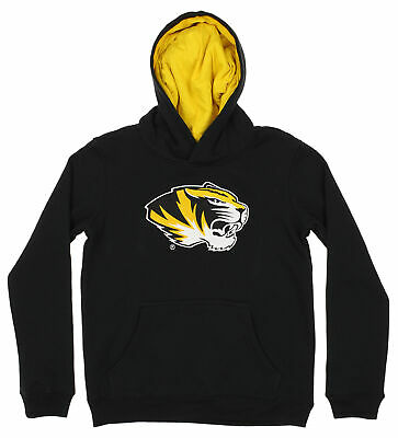 Outerstuff NCAA Youth Missouri Tigers Lions Prime Fleece Pullover Hoodie