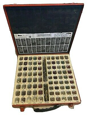 Vintage Lock Pin Kit. Rekey Pinning Kit for the Professional Locksmith Universal