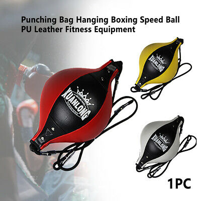 AB/_ EP/_ Double End MMA Boxing Speed Training Ball Kick Floor To Ceiling Punch Ba