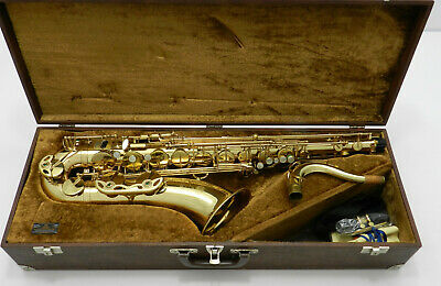 Saxophone Tenor sax Selmer 80 Super Action After Review (DR19-393)