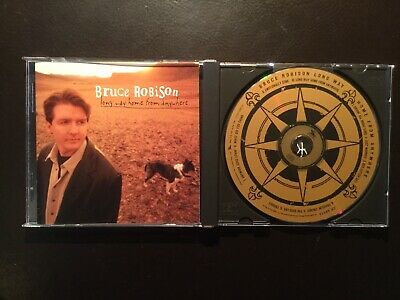Long Way Home from Anywhere by Bruce Robison (CD, Jul-1999, Lucky Dog (Epic))