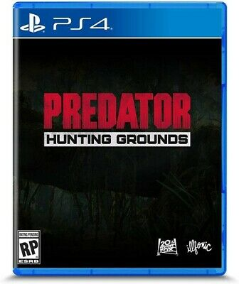 Predator: Hunting Grounds for PlayStation 4 [New Video Game] PS 4