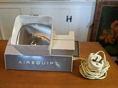 Vintage Airequipt Slide Viewer With Power Supply