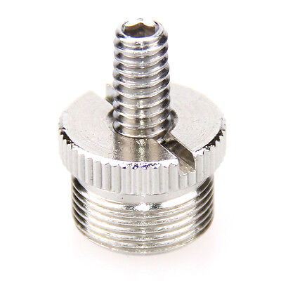 """UK 50% off Thread Adapter 5/8"""" male to 1/4-20 female Microphone Mount Adapter"""