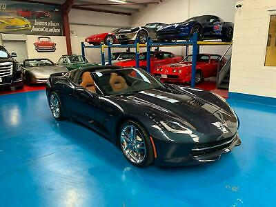 2015 Chevrolet Corvette CORVETTE C7 2LT AUTO, LOW MILES, GREAT SPEC CAR. Petrol