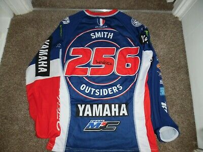 Motocross Used Signed  Jersey Mx 125 Mx Gp Excellant Condition,