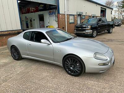 2002 Maserati Coupe Cambiocorsa Coupe Petrol Manual