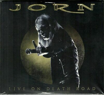 Live on Death Road 2CD + DVD JORN  all areas