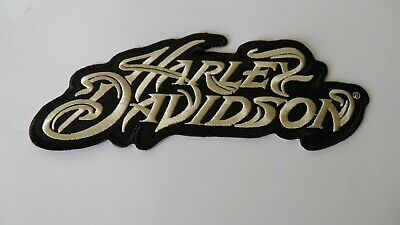 Patch toppa HARLEY - DAVIDSON ricamata termoadesiva 883 roadster superlow 1