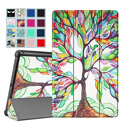 For Samsung Galaxy Tab A 10.1 2019 SM-T510/SM-T515 Case Lightweight Stand Cover