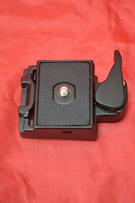 QR Plate Clamps Quick Release Mount Holder for Tripod Ball Head Benro Arca-Swiss