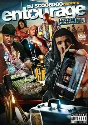 DJ Scoob Doo Presents: Entourage Fetti Holmes DVD