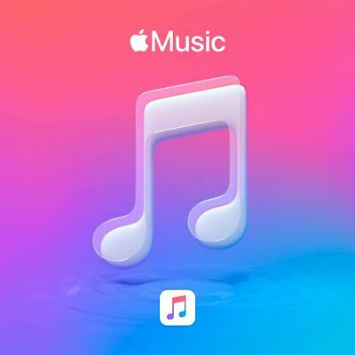Apple Music 3 months (Your Current Account!) 40% OFF!