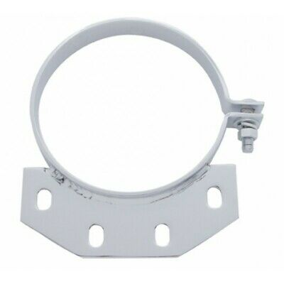 """UP Exhaust Stack Bracket for 6"""" Peterbilt Unibilt Cab Stainless #21293 Each"""