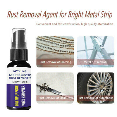Rust Inhibitor Rust Remover Derusting Spray Car Maintenance Cleaning 30ML Paint
