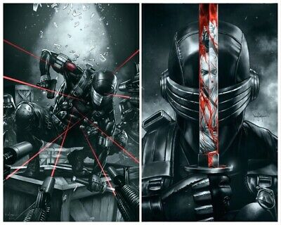 Snake Eyes Deadgame #1 Mico Suayan Reflections Secret Variant Set Free Shipping