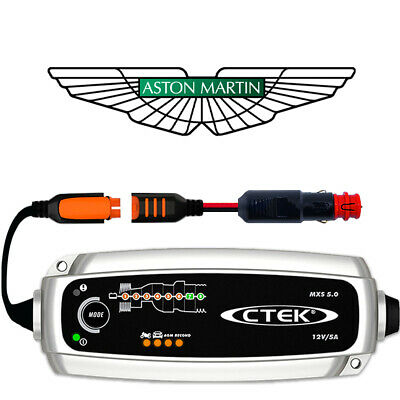 Aston Martin DB9 Battery Charger Conditioner Trickle Charger