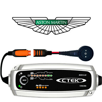 Aston Martin DBS Superleggera Battery Charger Conditioner Trickle Charger