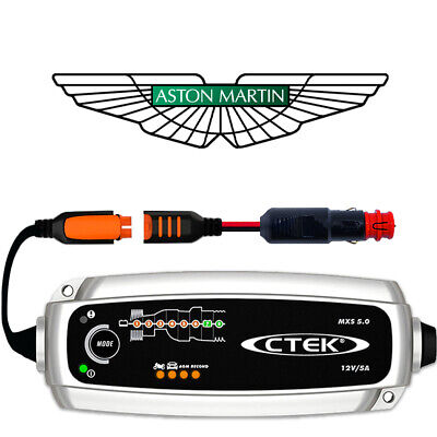 Aston Martin Vanquish Battery Charger Conditioner Trickle Charger