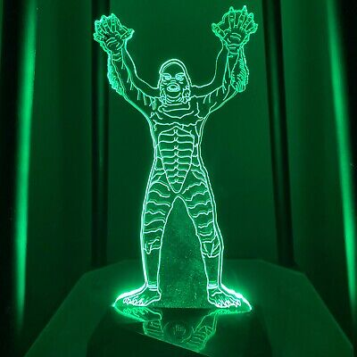 Creature from the Black Lagoon light