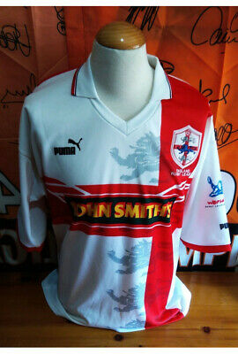Camiseta ENGLAND Rugby LEAGUE WORLD CUP 95 Shirt Trikot Maglia