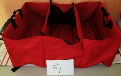 Set Of 2~PROFOUND PRODUCTS~1~Trunk Organizer~1~Insulated Cooler Wet Pack Carrier