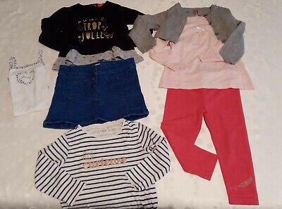 LOT N°1 => Vêtements Fille 2 Ans