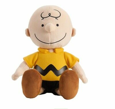 """Peanuts Charlie Brown Plush 14"""" Kohls Cares 2019.  New With Tags."""