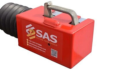 New SAS Fort IB Fortress Trailer Hitch Lock For Bradley Indespension Couplings ✅