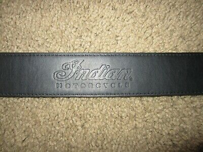 Indian Motorcycle Men's Reversible Belt XL...L@@K!