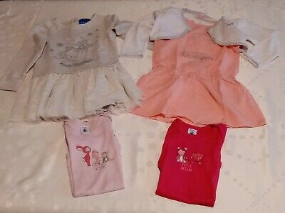 LOT N°4 => Vêtements Fille 2 Ans