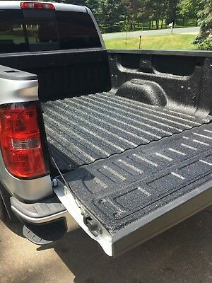 SPRAY IN on BEDLINER KIT Black Three Gallons, SPRAYable Liner  NO GUN