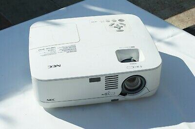 Nec Np410 Lcd Projector Tested