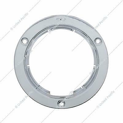 """4"""" Stainless Mounting Bezel"""