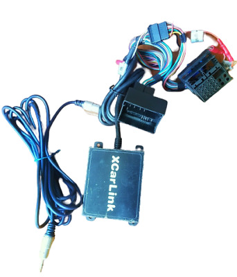 XCARLINK SKU3054 (Round)  iPod/iPhone Adapter Interface for BMW
