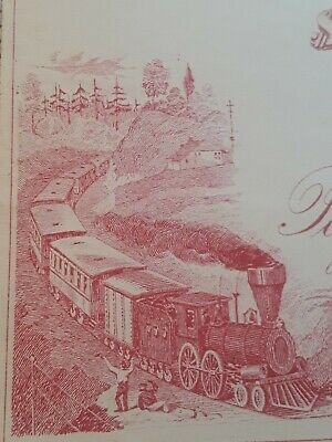 Bank Check, Boston National Bank 1874, Awesome 2 color note Beautiful vignette