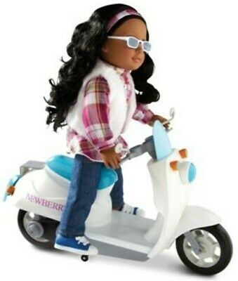 "New Newberry Motor Bike Scooter For 18"" fashion Dolls (Doll NOT INCLUDED)"