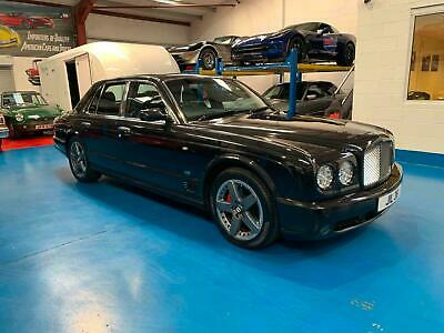 2004 Bentley Arnage T MULLINER , ONLY 37,000 MILES, FSH Saloon Petrol Manual