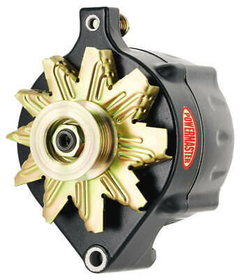 POWERMASTER Black fits Ford 100amp Upgrd Alternator 8-57100