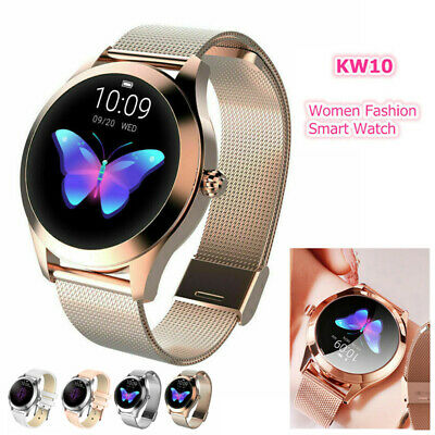 KW10 Smart Heart Rate Monitor Fitness Tracker  Sports Watch NEW