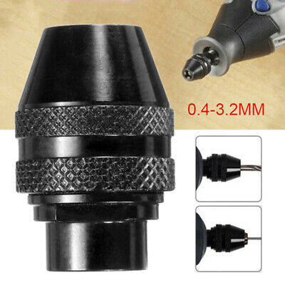 UK Multi Chuck Quick Change Adapter Drill Bit For Rotary Accessories Tool M7 !