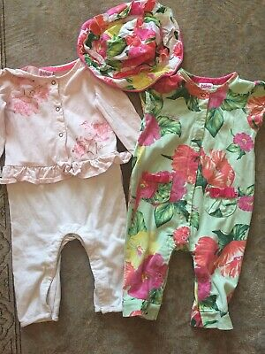 Ted Baker Baby Girls Summer Bundle 6-9 Months