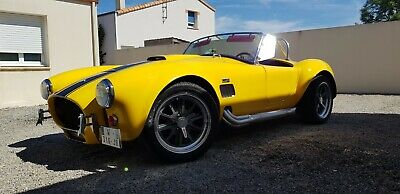 Ac Cobra Shelby V8 Ford 5.7 Usa  //  For Sale Or For Exchange
